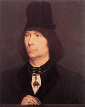 Portrait of Antoine, bastard of Burgundy (1421–1504), by Hans Memling