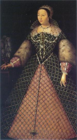 Catherine de Medici, queen of France