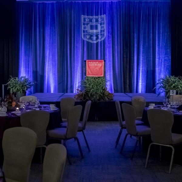 2019 Scholars in Arts & Sciences Dinner
