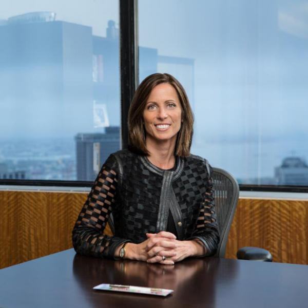 One-on-One with Adena T. Friedman, President and Chief Executive Officer of Nasdaq