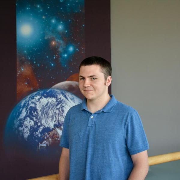 """Wide-reaching and diverse"": Math student Noah Kontur details his work at NASA"
