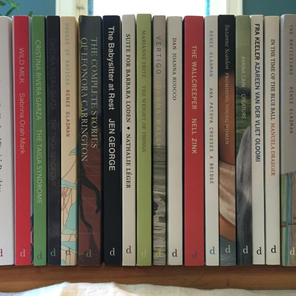 Dorothy, a publishing project, partners with New York Review of Books