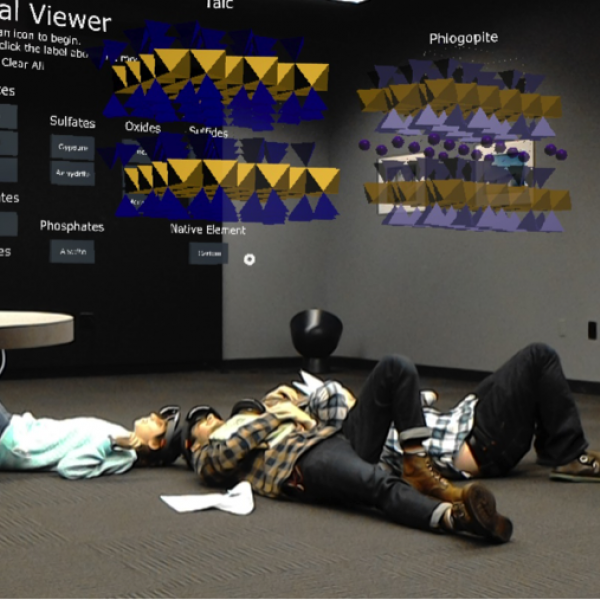 Fossett Laboratory for Virtual Planetary Exploration launches new augmented reality app