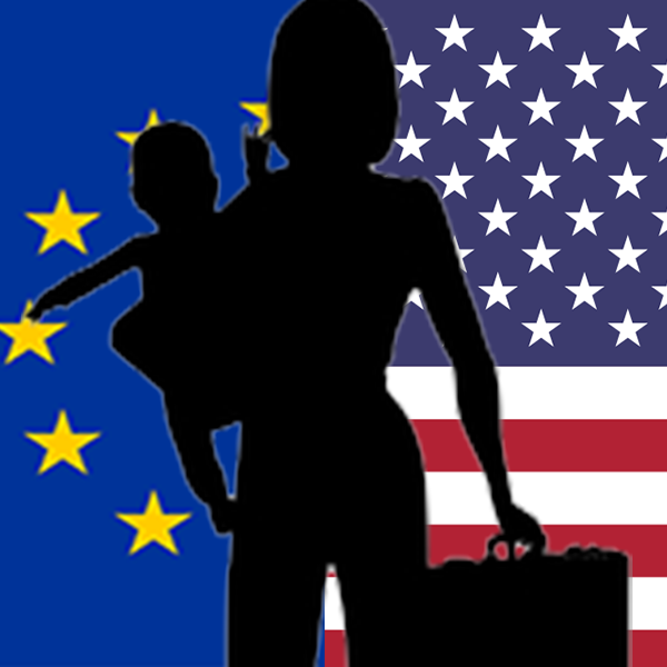 Moms at Work: Policies and Perspectives in Europe and the United States