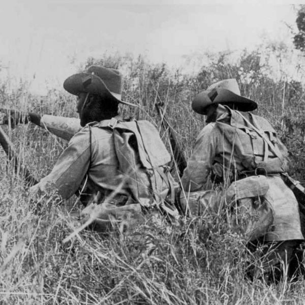 Oral histories of Kenyan Military Service in the Second World War, A Kenyan Researcher's Perspective