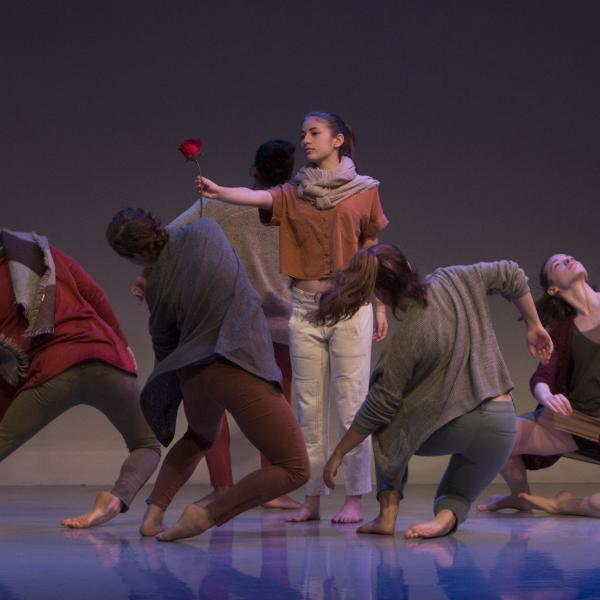 "WUDance Collective presents ""The Gathering"""