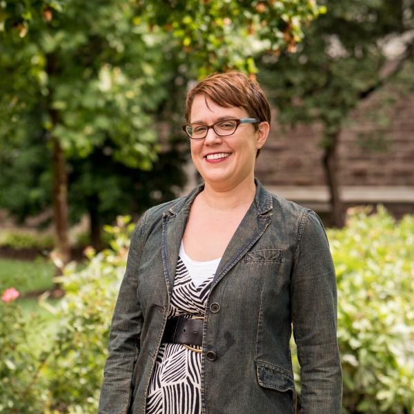Faculty Book Talk: Heidi Aronson Kolk