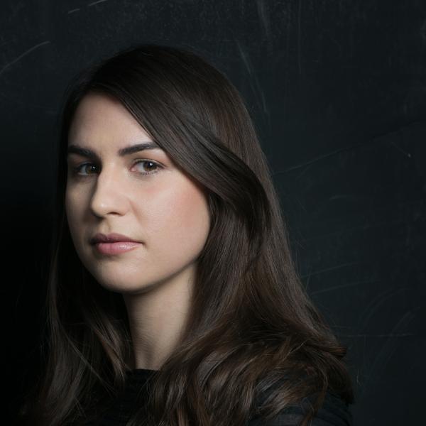 Azareen Van Der Vliet Oloomi reads from her fiction