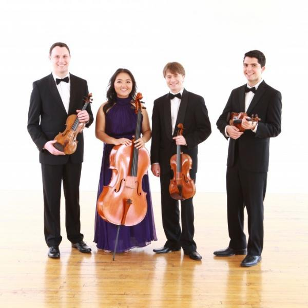 Great Artists Series 17-18: Calidore String Quartet
