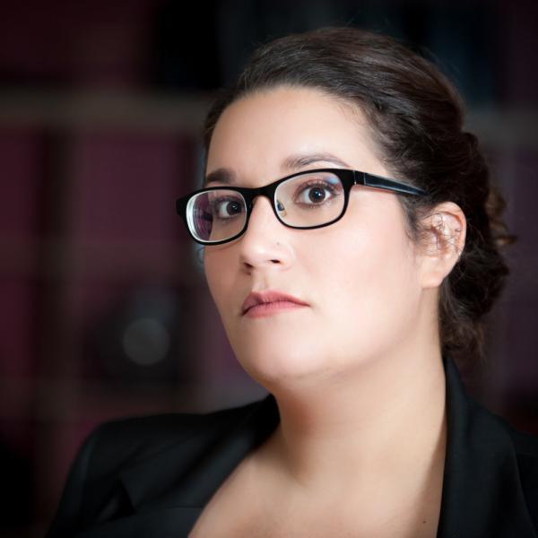 Carmen Maria Machado and Washington University Senior Writer in Residence Kathryn Davis read from their fiction