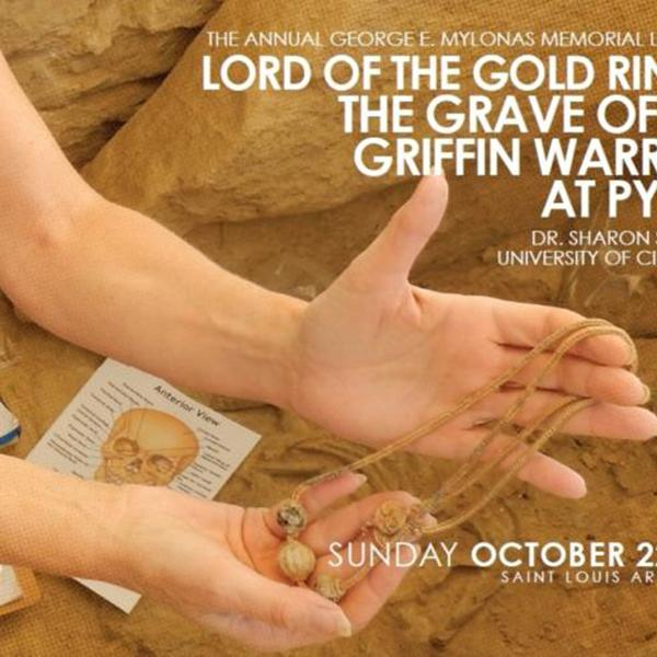 Lord of the Gold Rings: The Grave of the Griffin Warrior at Pylos