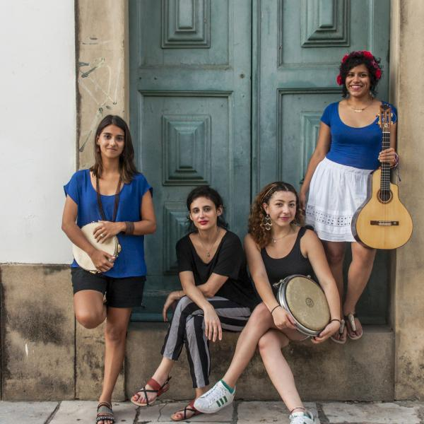 LADAMA; a cross-cultural, Pan-American musical collaboration