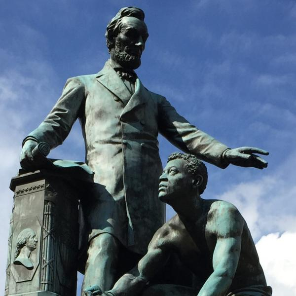 Spotlight Talk: Kate Harnish discusses Thomas Ball's Freedom's Memorial