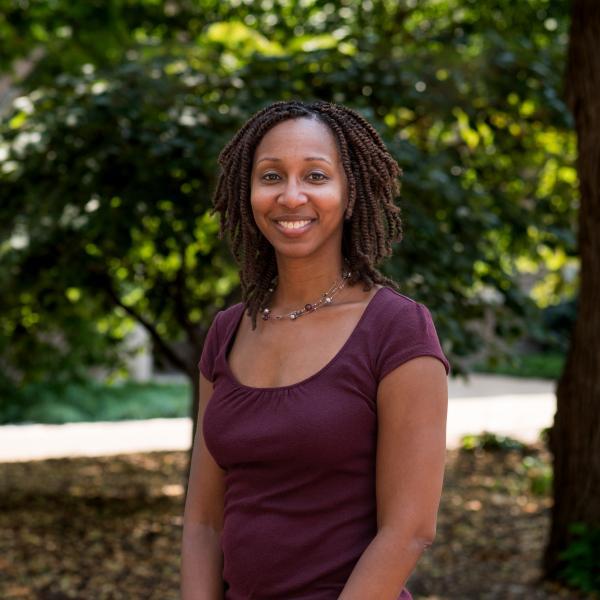 Faculty Book Talk: Adia Harvey Wingfield