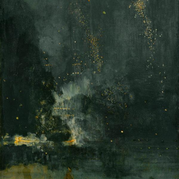 "Friday Forum ""Whistler and the World of Impressionism at the Musée du Luxembourg circa 1900"""