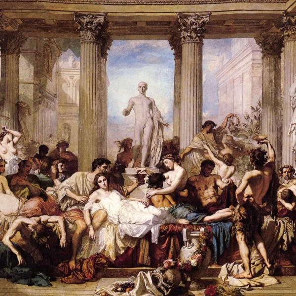 Party like it's 550 BCE: The Symposium in Ancient Greece