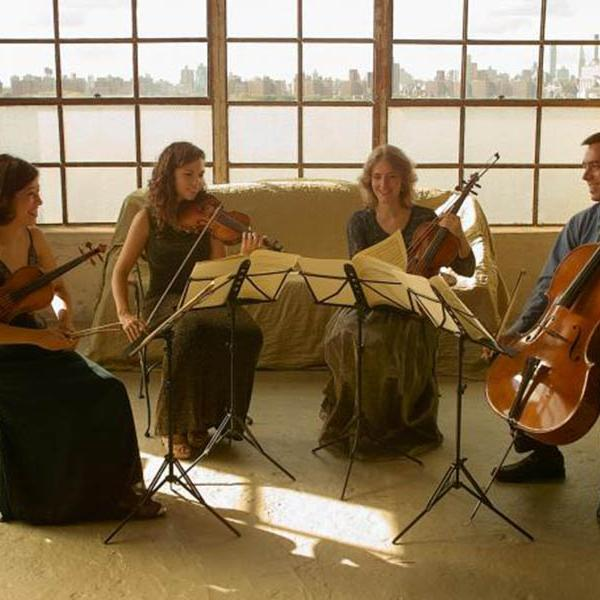 Momenta Quartet featuring a World Premiere by Christopher Stark