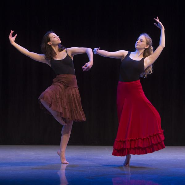 "MFA Student Dance Concert presents ""Common Ground"""