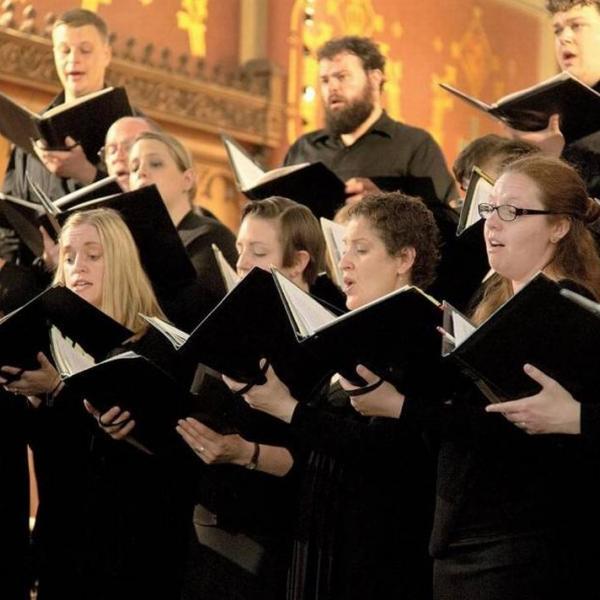 Saint Louis Chamber Chorus: Choral Dances
