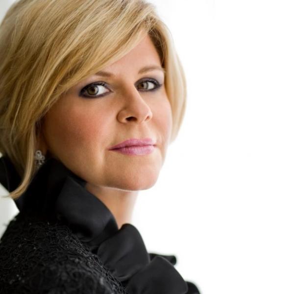 Great Artists Series 17-18: Susan Graham, mezzo-soprano