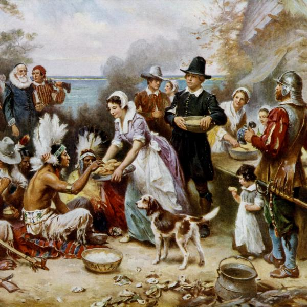 Pilgrim Fathers: How the Thanksgiving we know and love was manufactured