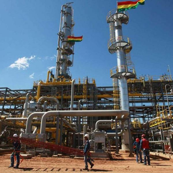 Natural Gas in the New Bolivia