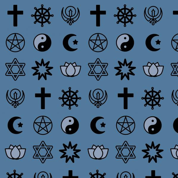 Image of Religious symbols