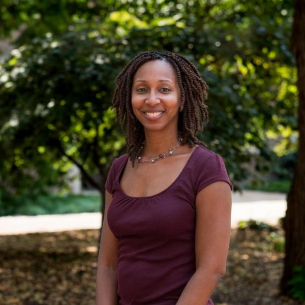 Wingfield named vice dean of faculty development and diversity