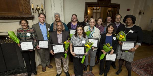 2017 GSS Faculty and Staff Awards