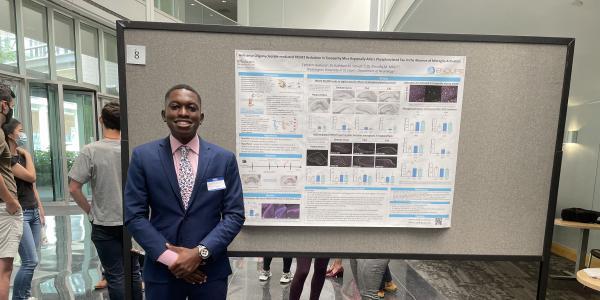 Brain trust: Symposium brings together diverse community of undergraduate neuroscientists