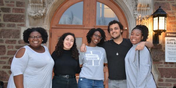 2018 Mellon Mays Undergraduate Fellows