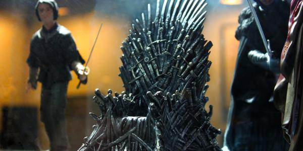 The Iron Throne model