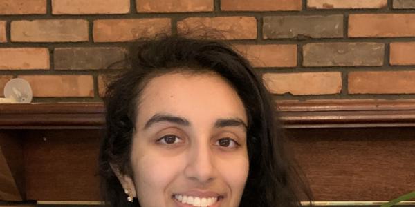 Rising senior Irene Antony accepted into Astronaut Scholarship Foundation