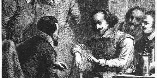 Friends and Rivals: Shakespeare and the Competition