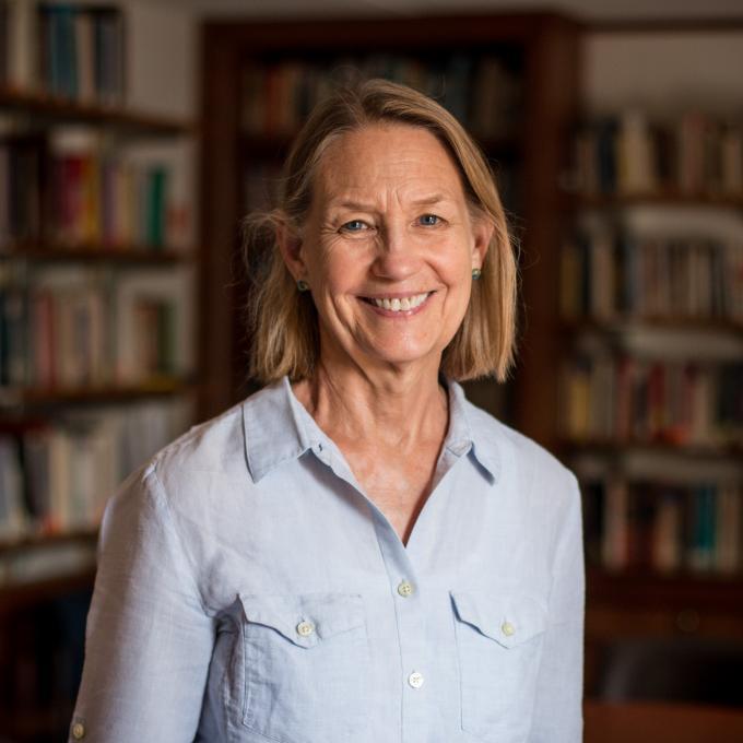 Headshot of Mary Ann Dzuback