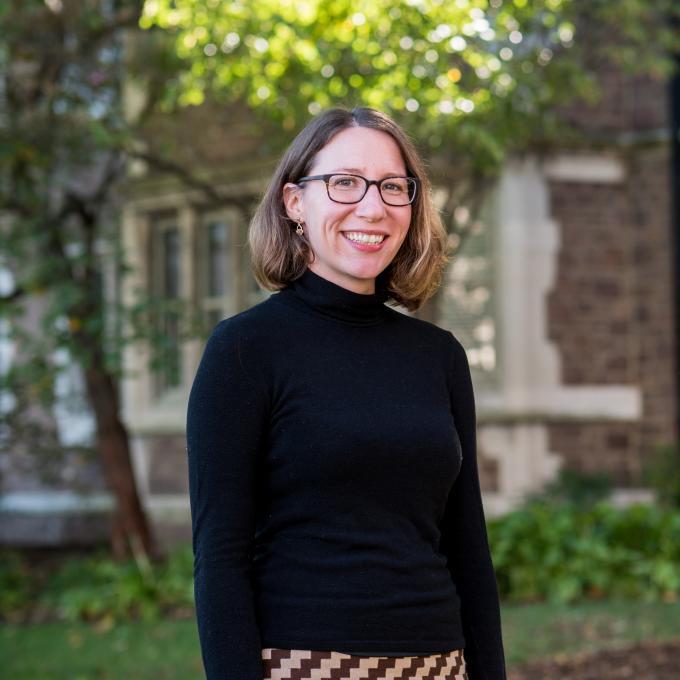 Headshot of Claire Gauen