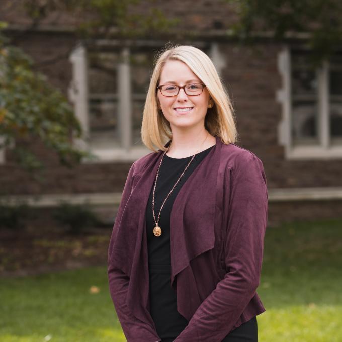 Headshot of Meredith Gugger