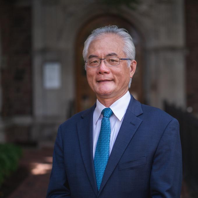 Headshot of Feng Sheng Hu
