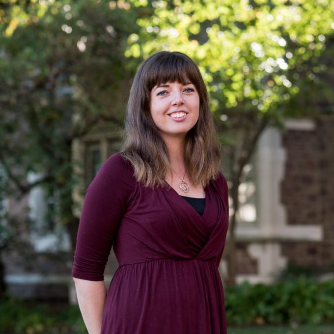 Headshot of Rebecca King Pierce