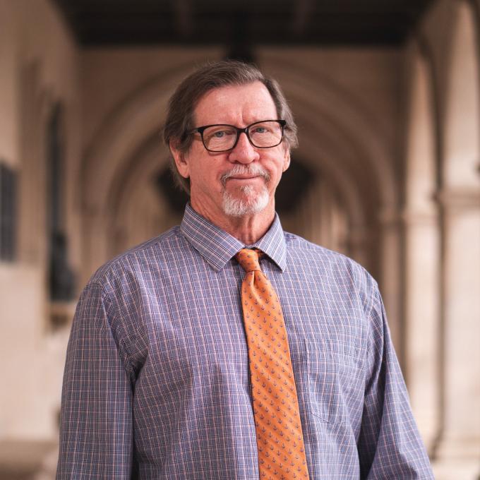 Headshot of Larry Kuykendall