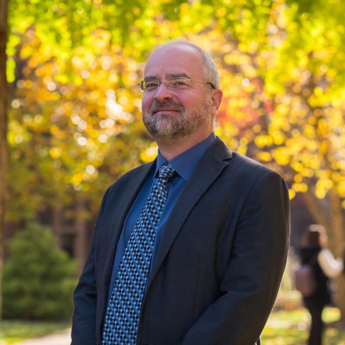 Headshot of Ken Keller