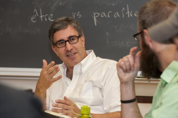 Image of Iver Bernstein.
