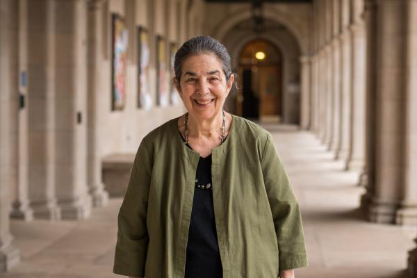 Image of Vivian Pollak.